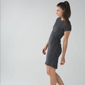 EUC lululemon Rulu Fabric dress
